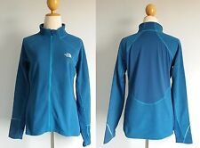 *NWT The North Face TKA 80 Full Zip Running Gym Fleece Jacket Women Athletic M
