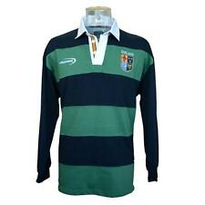 Lansdowne Long Sleeved Rugby Shirt with Four Provinces Crest Rugby