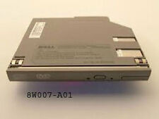 Dell 8500 8600 9100 D400 D500 D800 CD-RW DVD-ROM Drive 8W007-A01 TESTED PERFECT