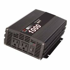 One FJC # 53100 1000 Watt Power Inverter for Cars, Trucks, and Boats