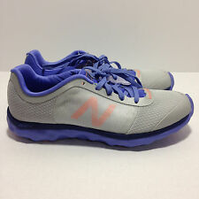New Balance 895 [WW895G] Women's Walking Shoes/Sneakers Gray & Purple Size: 6.5