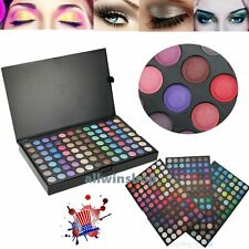 180/252 Color Eye Shadow Makeup Cosmetic Shimmer Matte Eyeshadow Palette Set OU