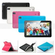 "9"" Inch Android 4.4 Quad Core Capacitive Touch Screen Bluetooth WIFI Tablet PC"