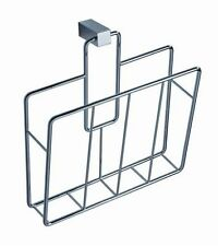 ART OF BATH BATHROOM WIRE MAGAZINE BASKET L0616