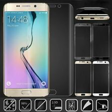 Clear Curved Tempered Glass Full Screen Film Protector for Samsung GalaxyS7 Edge