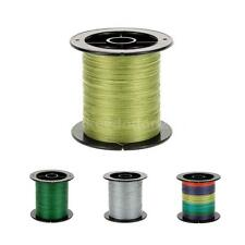 100M Strong Multifilament Polyethylene Braided Fishing Line 6LB to 60LB F2I8
