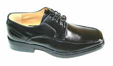 mens shoes size8.La Milano.Black,leather,heels.