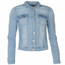 Only West Denim Jacket Womens