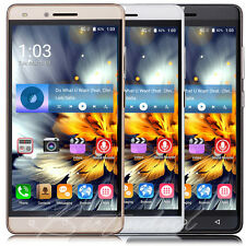 "LUXURY 5.0"" Touch Android Mobile Smart phone 2Sim Quad Core WiFi 3G GPS Unlocked"