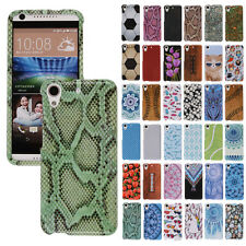 For HTC Desire 626 626S Protector Various Design SNAP ON Hard Skin Case Cover