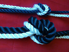 3 STRAND POLYESTER ROPE mooring lines, warps, anchor rope, general rope