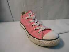 Converse All Star Low Lo Lace Up Canvas Sneakers - Various Youth Sizes & Colors
