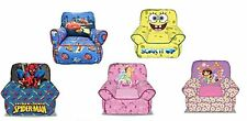 Disney and Nickelodeon Kids and Toddlers Bean Sofa Chair