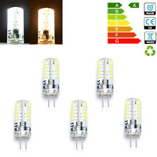 5 X G4 LED 3W Bulbs Capsule Bulb Replace Halogen Lamp AC / DC 12V 48 3014 SMD