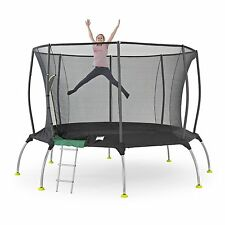 12ft TP Genius 2 Octagonal Trampoline (TP282) with FREE Tie Down Kit