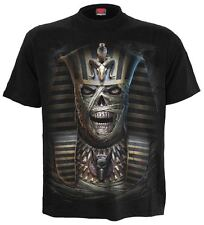 Spiral Direct PHARAOH'S CURSE, T-Shirt Black   RRP= 14.99|UnDead|Horror|Zombie