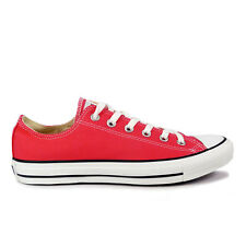 Adults Converse Raspberry Chuck Taylor Oxford Lo Trainers