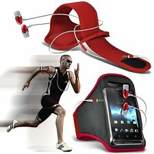 Running Fitness Sports Armband Case & Handsfree For Apple Iphone 4S