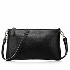 Light OL Style Leather Shoulder Purses Small Women Handbags Travel Crossbody Bag