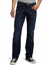 Levis 514 Slim Fit Straight Low Rise Jeans Dark Wash Original Levis NEW