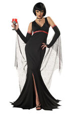 Brand New Sexy Gothic Immortal Vampire Adult Halloween Costume
