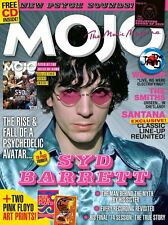 Mojo Magazine June 2016 - Syd Barrett - includes free CD and Pink Floyd Art card