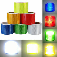 """2""""X10'' 300CM Reflective Safety Warning Tape Film Sticker Conspicuity Tape Roll"""