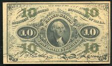 10 TEN CENTS THIRD ISSUE FRACTIONAL CURRENCY NOTE