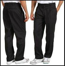 NWT$80 Mens 32-30, 34-34 Nike Golf Tour Performance Dri-Fit Pleated Casual Pants
