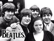 CUSTOM PHOTO SHIRT with The BEATLES - Made From Your Photo!