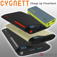 Cygnett ChargeUp Charge Up Sport Powerbank Portable Battery for Apple Samsung