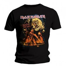 T-shirt Iron Maiden - Number of the Beast Graphic