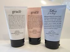 New Philosophy HUGE Hand cream in Amazing or Pure Grace or Falling In Love 4oz!!