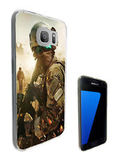 917 Army Scene Soldier Case Cover For Samsung Galaxy J1 J3 J5 A3 A5 S6 S7 Edge