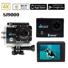 "SJ9000 4K 1080P HD WiFi Sports Action Camera 2.0"" LCD 16MP Diving DVR Camcorder"