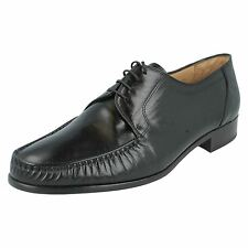 MENS GRENSON LEATHER LACE UP FORMAL SMART WORK OFFICE SHOES VEGAS £79.99