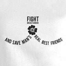 Breast Cancer T-shirt Fight Breast Cancer And Save Awareness ribbon pink