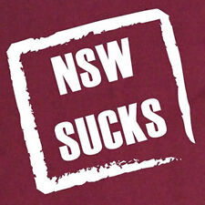 State Of Origin NEW T-shirt Queensland jersey QLD State QLD'er PRIDE MAROONS