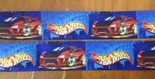 NEW Hot Wheels Grossgrain Ribbon 7/8 Inch - Length 1M,2M,3M,4M or 5M