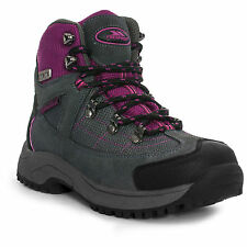 Trespass Laurel Youth Girls Waterproof Walking Hiking Trail Boots