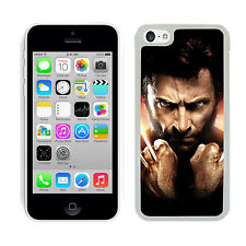 X men wolverine case Iphone 5c & 5s cover hard mobile (18) phone apple i xmen