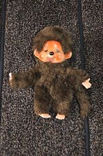 Chicaboo Plush Monkey Teddy Bear 70s crying sucks dummy in hand Chad Valley 8