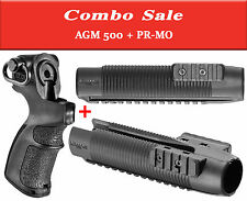 Tactical Non Slip Grip & Rail System for Mossberg 500 and Maverick 88