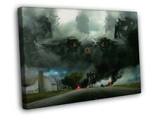 Transformers Age of Extinction Lockdown Movie 2014 WALL FRAMED CANVAS PRINT