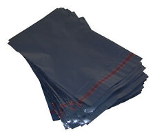 """6x9"""" STRONG GREY PLASTIC MAILING BAGS POLY 6""""x9"""" POSTAGE POST POSTAL SELF SEAL"""