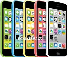 Apple iPhone 5c 16GB (Factory Unlocked) 4G GSM Smartphone W/ Pink Hue Screen