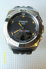 TISSOT RACING TOUCH MULTI FUNCTION SPORTS WATCH