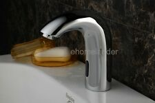 Touch-less Infrared Basin Tap Automatic Sensor Faucet water tap Bathroom Mixer