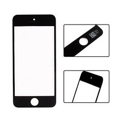 Front Outer Screen Glass Lens Replacement Part with Tools for iPod Touch 5