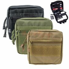 Tactical Molle EMT First Aid Medic Kit Pouch Utility Tool Organizer Bag Perfect